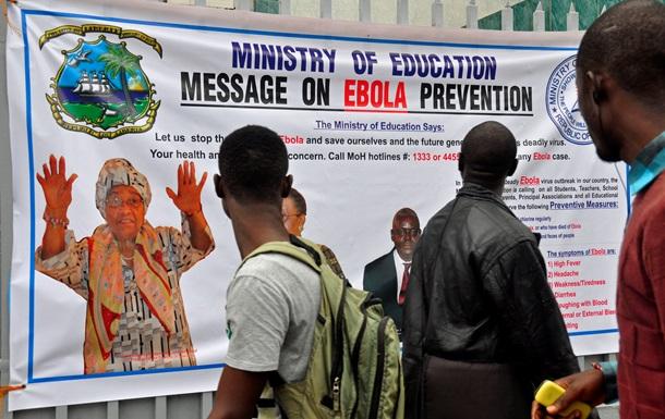В Нигерии из-за вируса Эбола ввели чрезвычайное положение
