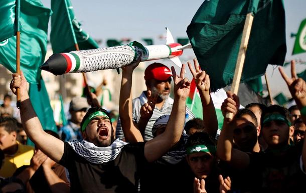 Братья мусульмане  провели в Иордании демонстрацию в поддержку ХАМАС
