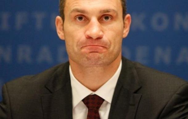 Кличко утверждает, что договорился с сотниками об освобождении Майдана