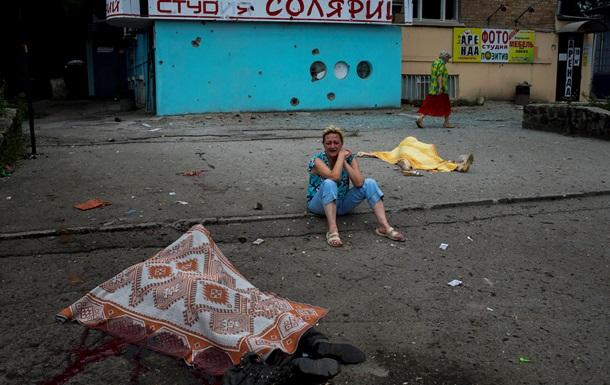 Сепаратисты обстреляли аэропорт Луганска в ночь на 9 августа – пресс-центр АТО