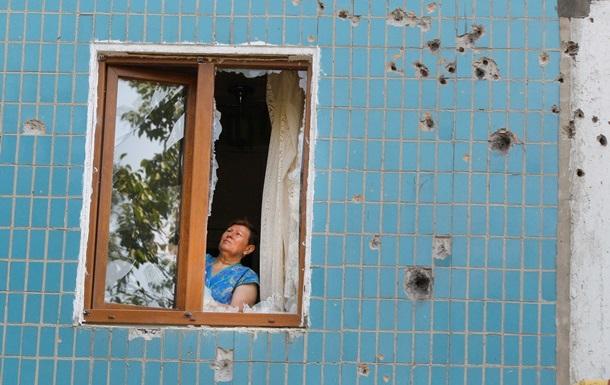 В Донецке слышна стрельба во всех районах города