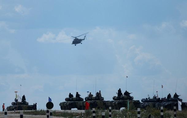 У Путина говорят, что войска РФ не пытались проникнуть в Украину
