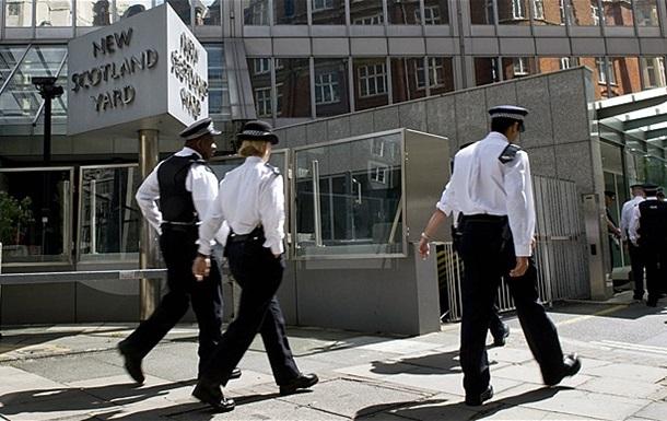Глава Скотланд-Ярда арестовал грабителя во время интервью