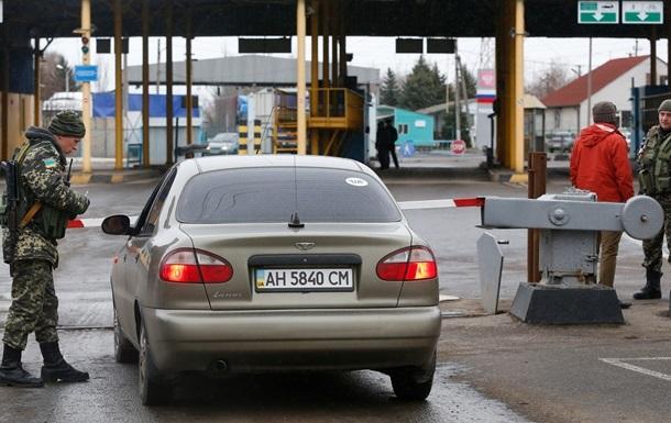 У автомобилистов с украинскими номерами в России потребуют таможенные документы