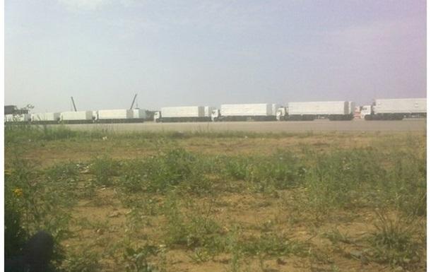 Российский гуманитарный конвой не будет въезжать на территорию Украины – АП