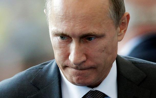 МИД Украины назвал неприемлемым визит Путина в Крым