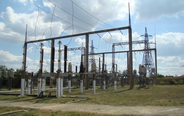 В Донецке обесточены 110 трансформаторных подстанций