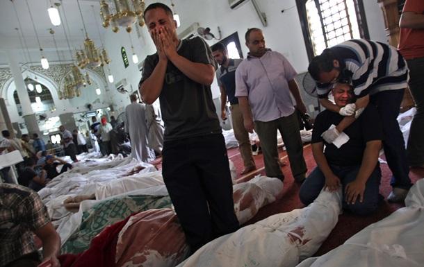 HRW обвиняет президента Египта в преступлениях против человечности