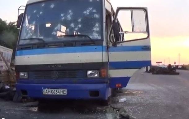 Ярош подтвердил гибель членов Правого сектора под Донецком