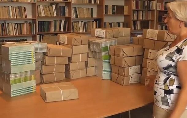 Россия завезла в крымские школы 2,5 миллиона учебников