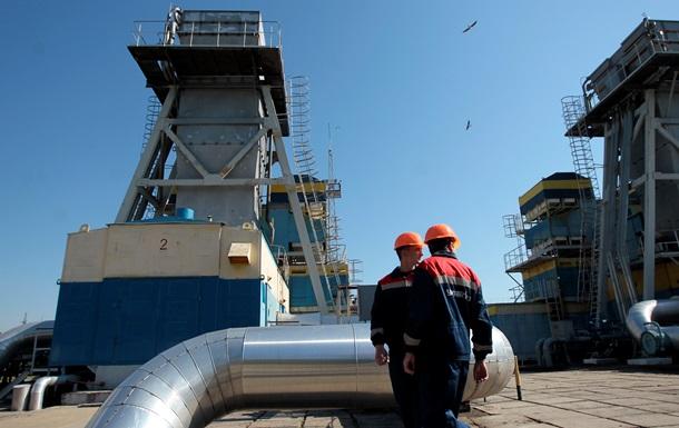 Укртрансгаз завершил подготовку к реверсу газа из Словакии