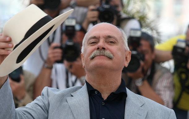 Михалков считает честью возможный запрет въезда в Украину