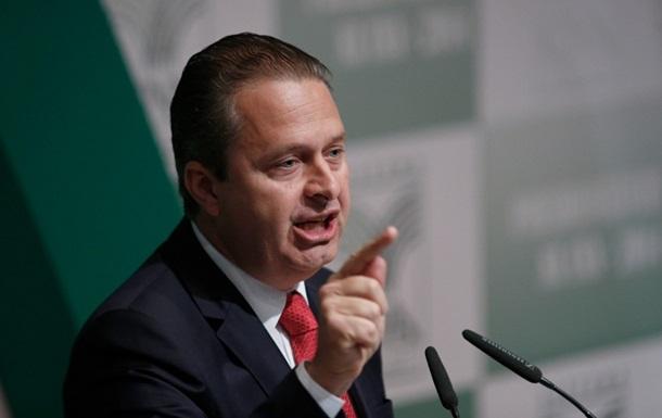 Кандидат в президенты Бразилии погиб в авиакатастрофе