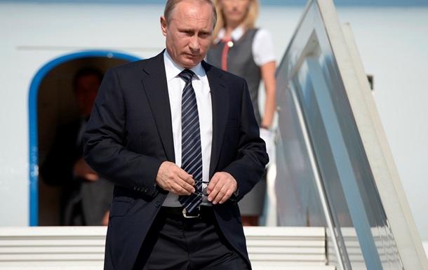 Путин: Украина погрузилась в кровавый хаос