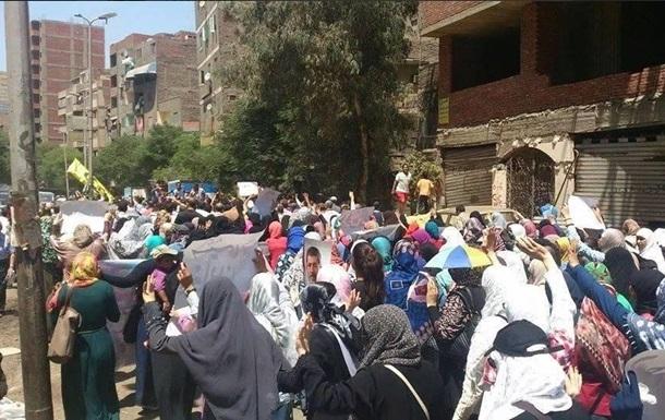 В Каире вспыхнула новая волна протестов
