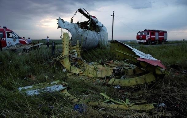 В Нидерландах опознали 127 жертв крушения Боинга-777