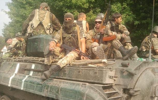 Алкоголики, мародеры, дебилы. Солдат АТО высказался о батальоне  Шахтерск