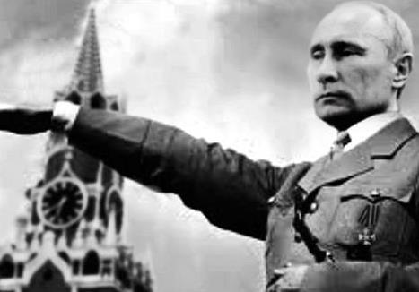 Возрождение фашизма. Идеология России.