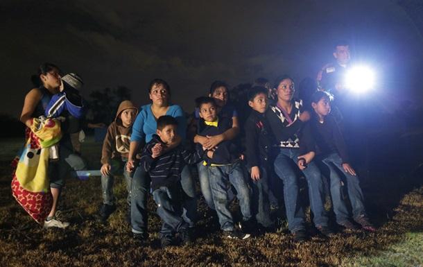 Корреспондент: США не в силах побороть нелегальную миграцию