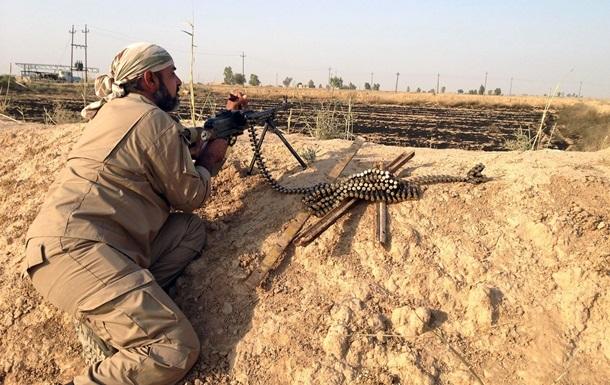 Ирак попросил США расширить военную операцию против боевиков