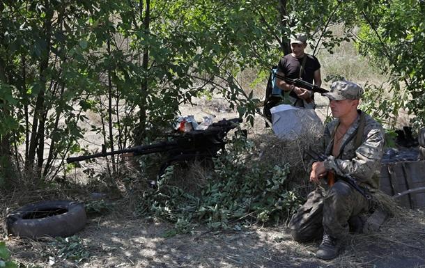 Основная группа сепаратистов покинет Украину до 18 августа - СНБО