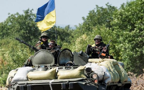 Украинские военные освободили Ждановку Донецкой области