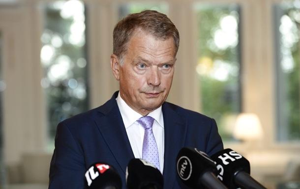 Финляндия хочет сделать все от нее зависящее для восстановления мира в Украине