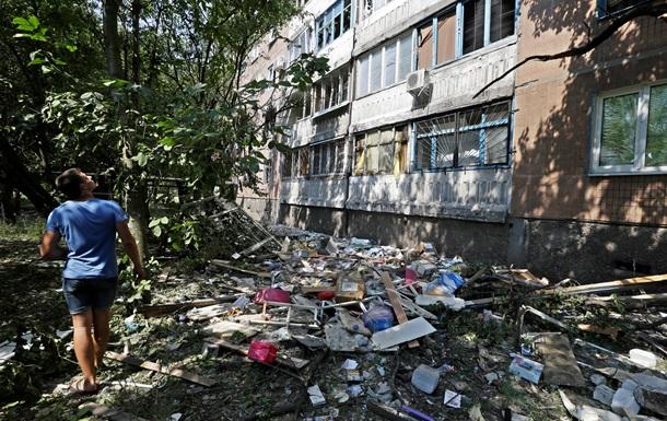 За день в Донецке погибли четверо мирных жителей