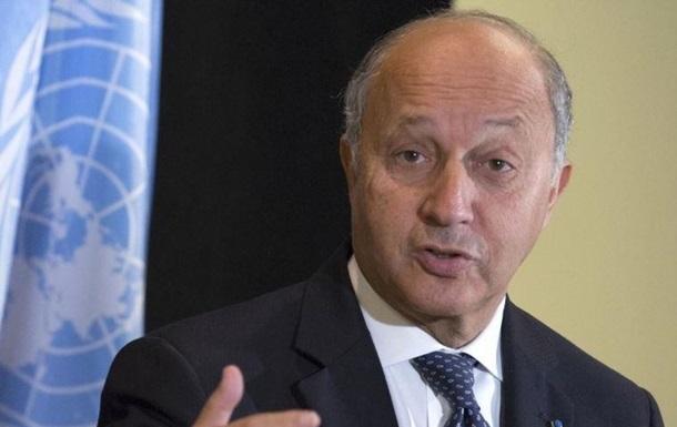 Глава МИД Франции обозначил приоритет для переговоров по Донбассу