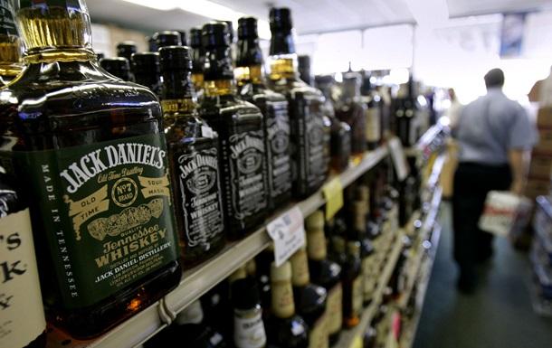Россия пригрозила изъять из продажи партию виски Jack Daniel s