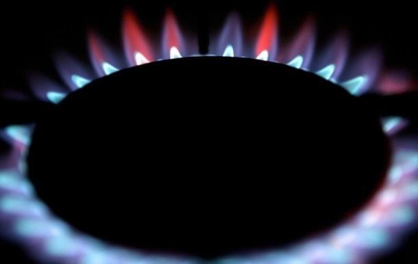Потребление газа в Украине сократилось почти на треть