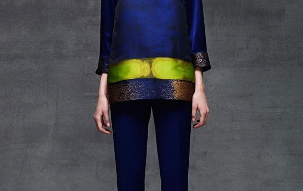 Желто-голубой в тренде. Образы ко Дню Независимости из модных коллекций Pre-Fall 2014