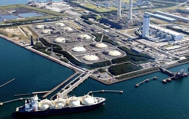 Под Одессой построят крупный терминал для приема сжиженного газа