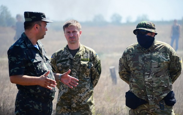 Минобороны введет курс молодого бойца для всех украинцев