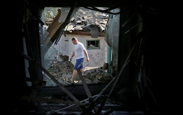 В Донецке снова слышны взрывы - горсовет