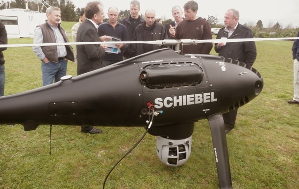 ОБСЕ получит в течение двух месяцев новые беспилотники для миссии в Украине