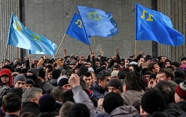 Крымским татарам запретили поминать жертв сталинизма