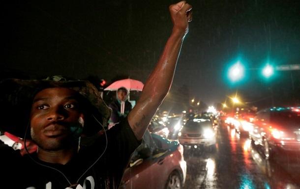 В американском Фергюсоне задержаны 78 участников беспорядков