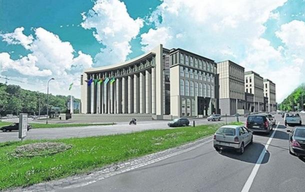 В Киеве строят Дворец правосудия за несколько миллиардов