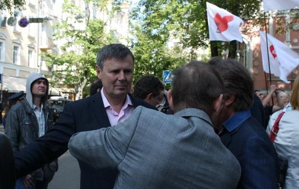 Порошенко уволил главу Херсонской ОГА