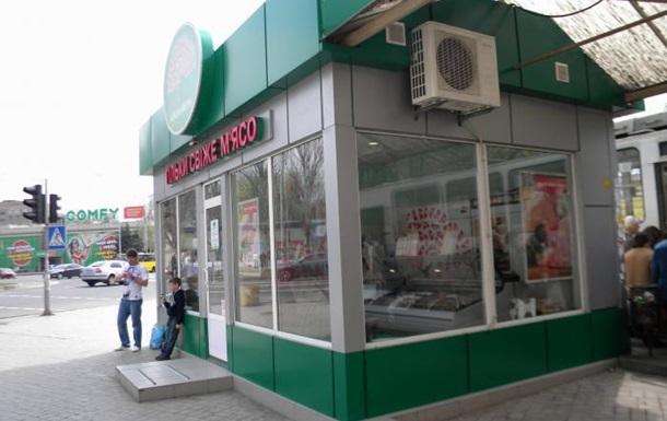 М'ясна весна закрыла 70% магазинов на Донбассе