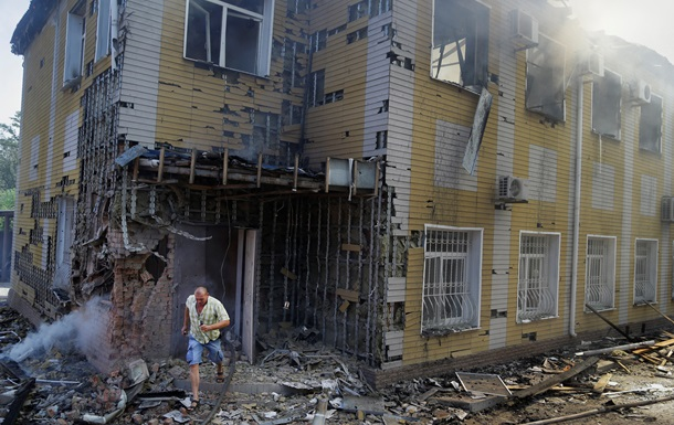 Бои в Донецке: девять жителей погибли, тринадцать ранены
