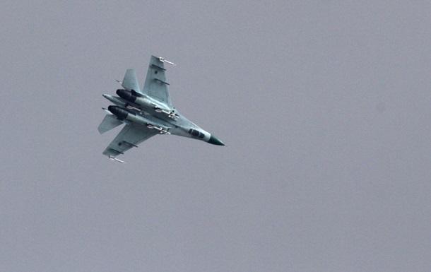 В Луганской области сбит украинский Су-25