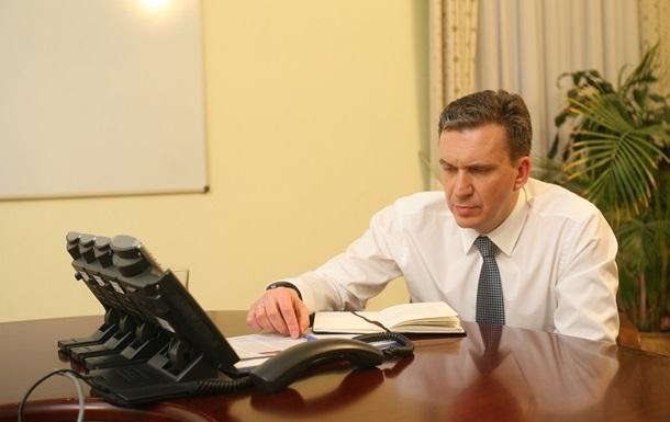 Шеремета подал в отставку