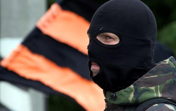 В Донецкой области арестовали 14 представителей ДНР