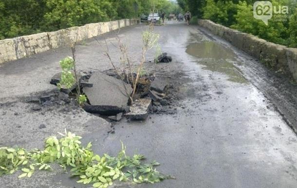 Ремонт дорог на Донбассе будет стоить больше двух миллиардов гривен