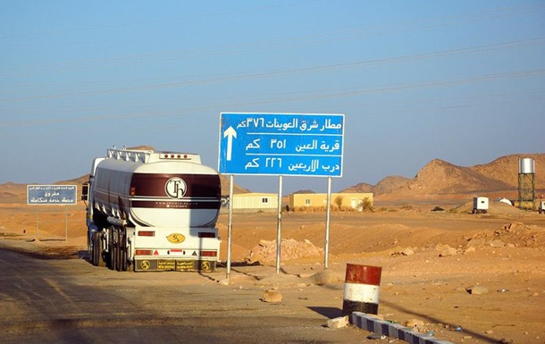 Количество жертв аварии в Египте выросло до 33 человек
