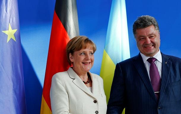План Меркель. Что везет в Украину немецкий канцлер