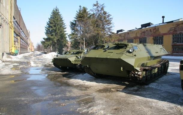 Харьковский тракторный завод остановил производство бронетехники