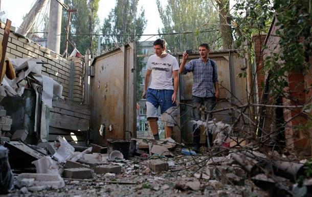 Доклад наблюдателей ОБСЕ: в Донецке гибнут дети